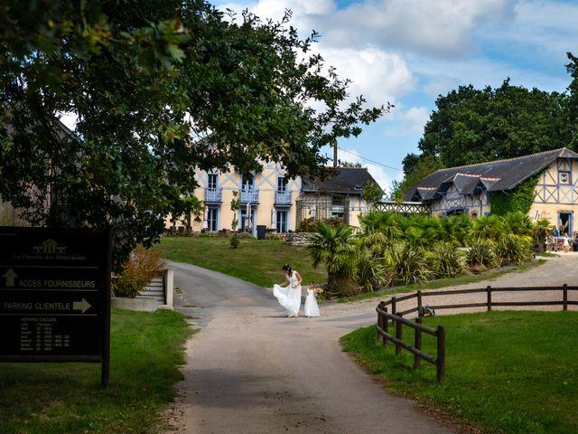 Le mariage de Wilfried et Octavie à Bréal-sous-Montfort, Ille et Vilaine 26