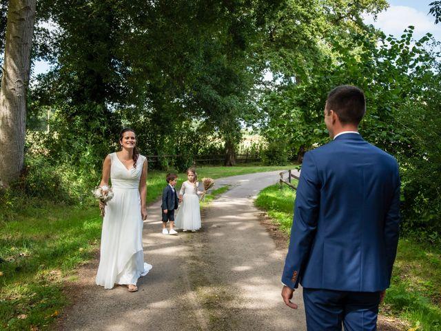 Le mariage de Wilfried et Octavie à Bréal-sous-Montfort, Ille et Vilaine 28