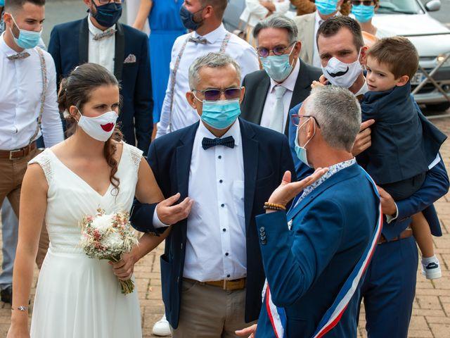Le mariage de Wilfried et Octavie à Bréal-sous-Montfort, Ille et Vilaine 31