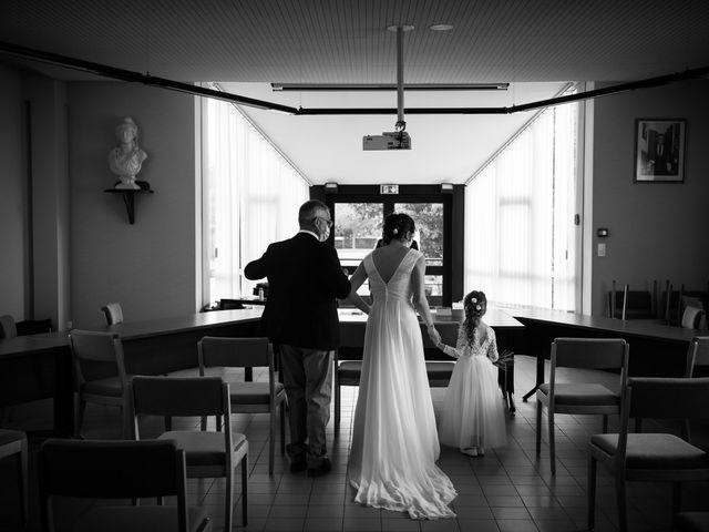 Le mariage de Wilfried et Octavie à Bréal-sous-Montfort, Ille et Vilaine 33