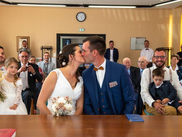 Le mariage de Wilfried et Octavie à Bréal-sous-Montfort, Ille et Vilaine 37