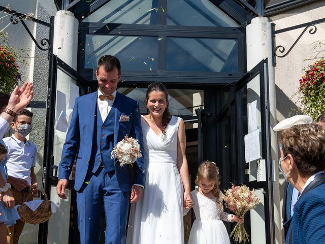 Le mariage de Wilfried et Octavie à Bréal-sous-Montfort, Ille et Vilaine 40