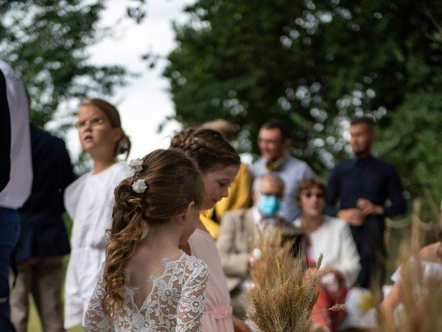 Le mariage de Wilfried et Octavie à Bréal-sous-Montfort, Ille et Vilaine 43