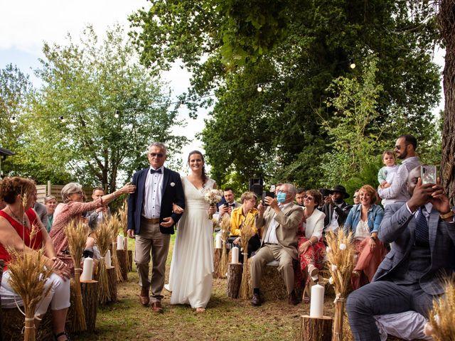 Le mariage de Wilfried et Octavie à Bréal-sous-Montfort, Ille et Vilaine 51