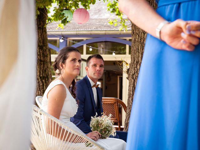 Le mariage de Wilfried et Octavie à Bréal-sous-Montfort, Ille et Vilaine 52