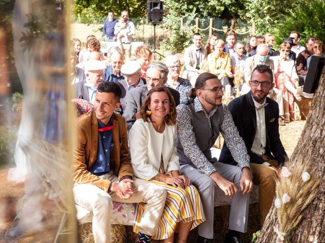 Le mariage de Wilfried et Octavie à Bréal-sous-Montfort, Ille et Vilaine 53