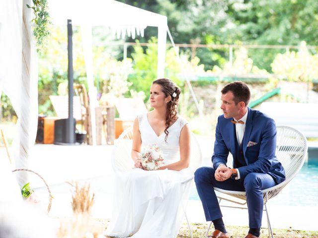 Le mariage de Wilfried et Octavie à Bréal-sous-Montfort, Ille et Vilaine 55