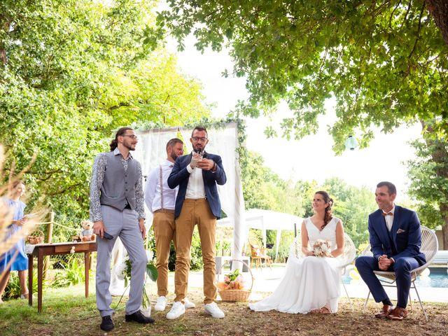 Le mariage de Wilfried et Octavie à Bréal-sous-Montfort, Ille et Vilaine 61
