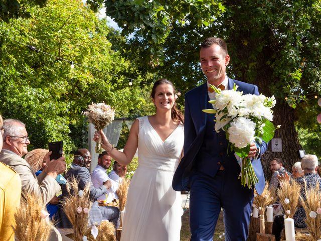 Le mariage de Wilfried et Octavie à Bréal-sous-Montfort, Ille et Vilaine 72