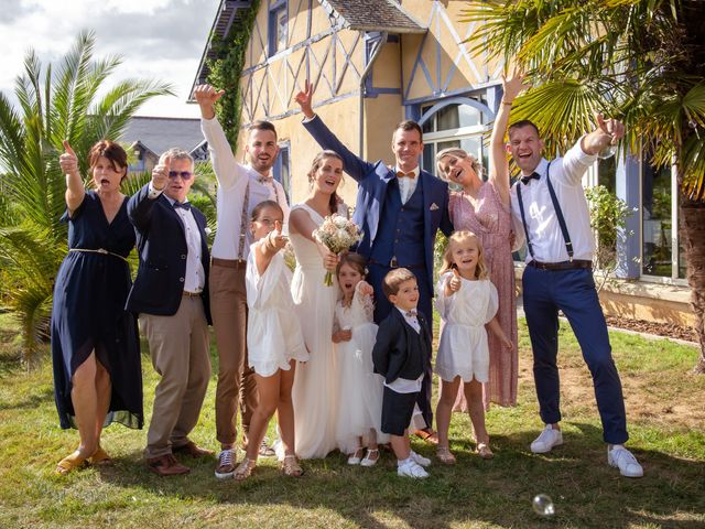 Le mariage de Wilfried et Octavie à Bréal-sous-Montfort, Ille et Vilaine 73