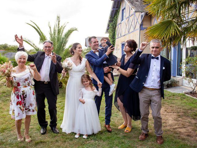 Le mariage de Wilfried et Octavie à Bréal-sous-Montfort, Ille et Vilaine 74
