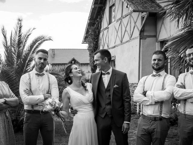 Le mariage de Wilfried et Octavie à Bréal-sous-Montfort, Ille et Vilaine 75