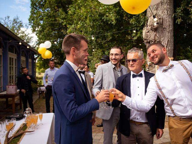 Le mariage de Wilfried et Octavie à Bréal-sous-Montfort, Ille et Vilaine 76