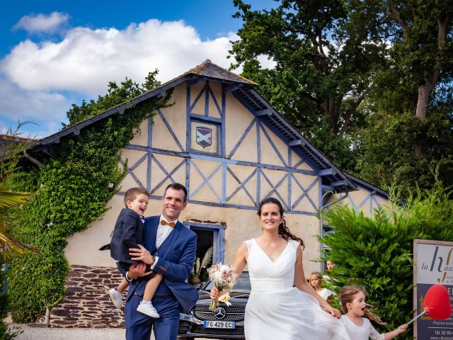 Le mariage de Wilfried et Octavie à Bréal-sous-Montfort, Ille et Vilaine 83