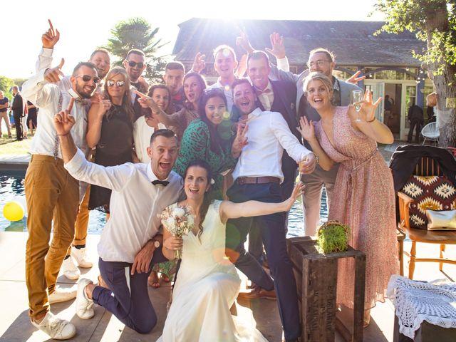 Le mariage de Wilfried et Octavie à Bréal-sous-Montfort, Ille et Vilaine 95