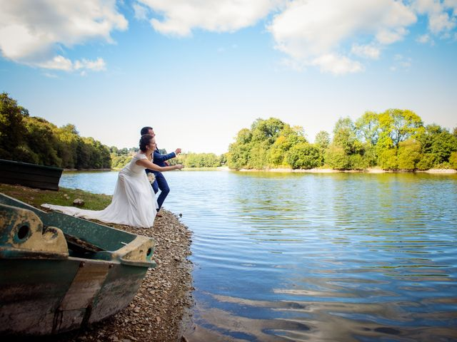 Le mariage de Wilfried et Octavie à Bréal-sous-Montfort, Ille et Vilaine 153