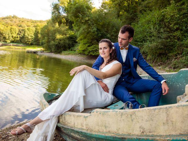 Le mariage de Wilfried et Octavie à Bréal-sous-Montfort, Ille et Vilaine 155
