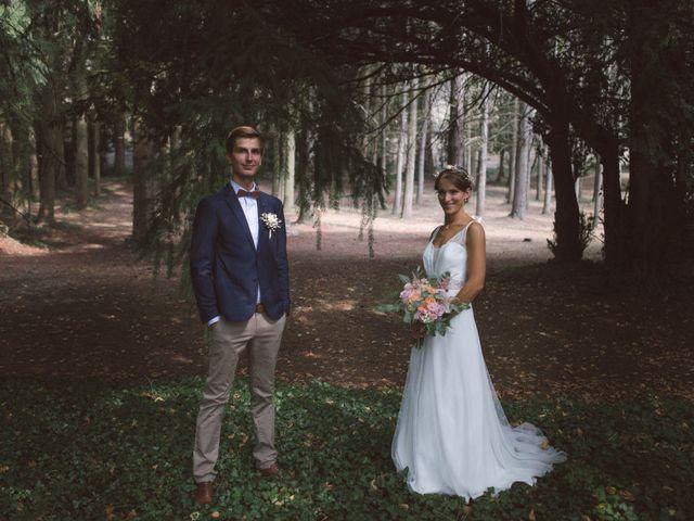Le mariage de Jean-Baptiste et Anne à Brives-Charensac, Haute-Loire 19