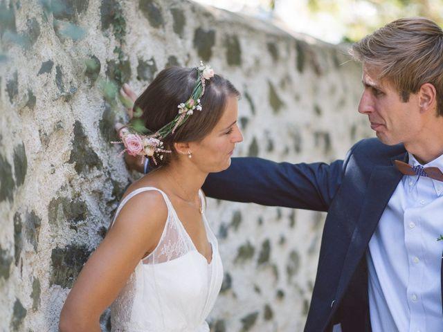 Le mariage de Jean-Baptiste et Anne à Brives-Charensac, Haute-Loire 20
