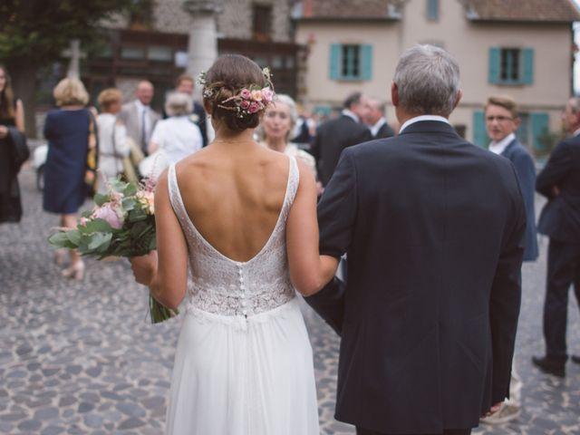 Le mariage de Jean-Baptiste et Anne à Brives-Charensac, Haute-Loire 25