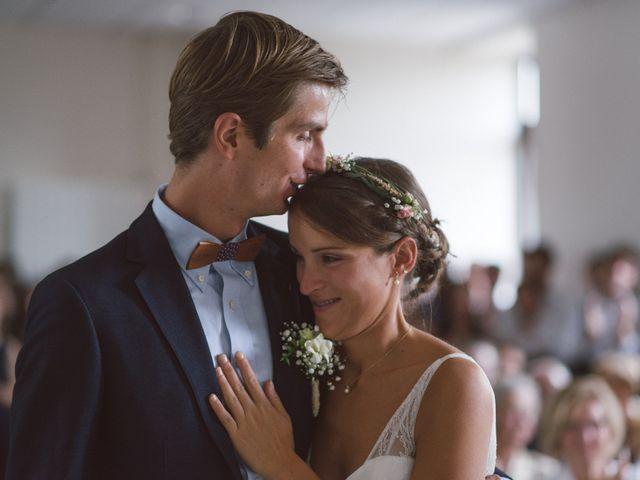 Le mariage de Jean-Baptiste et Anne à Brives-Charensac, Haute-Loire 27