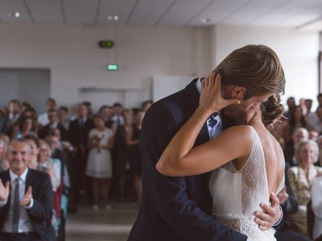 Le mariage de Jean-Baptiste et Anne à Brives-Charensac, Haute-Loire 29