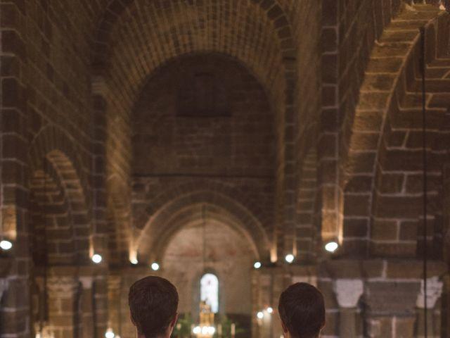 Le mariage de Jean-Baptiste et Anne à Brives-Charensac, Haute-Loire 32