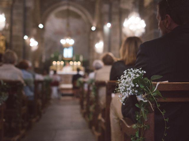 Le mariage de Jean-Baptiste et Anne à Brives-Charensac, Haute-Loire 35