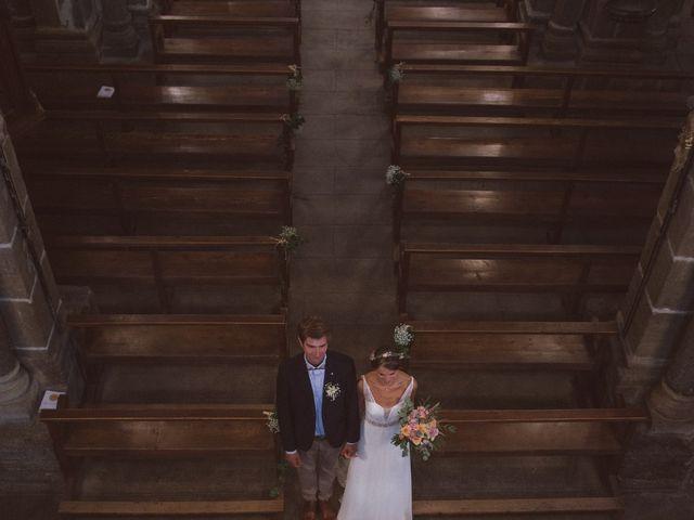 Le mariage de Jean-Baptiste et Anne à Brives-Charensac, Haute-Loire 36