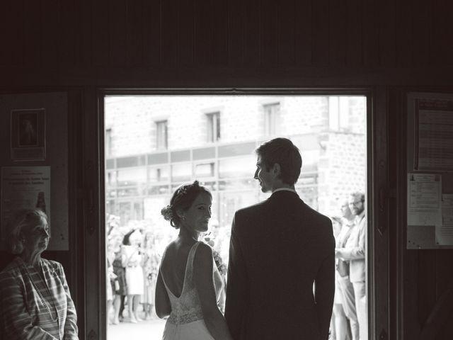 Le mariage de Jean-Baptiste et Anne à Brives-Charensac, Haute-Loire 37