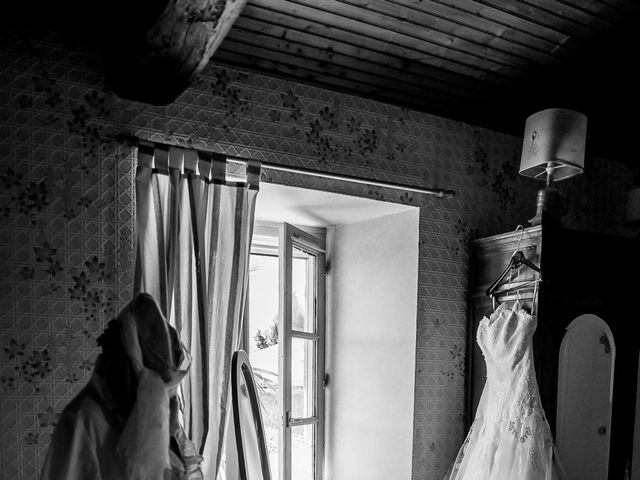 Le mariage de Francois et Victoria à Céaux-en-Couhé, Vienne 7