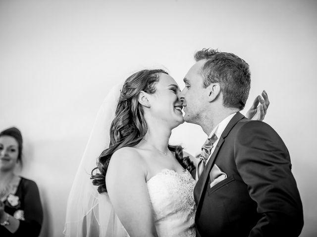Le mariage de Francois et Victoria à Céaux-en-Couhé, Vienne 17