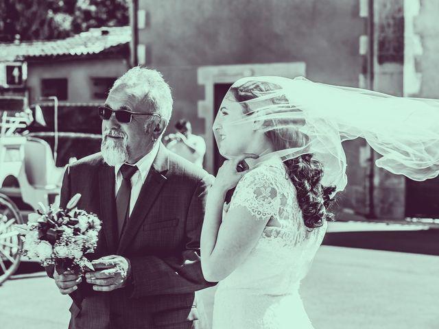 Le mariage de Francois et Victoria à Céaux-en-Couhé, Vienne 20