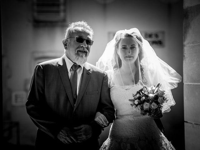 Le mariage de Francois et Victoria à Céaux-en-Couhé, Vienne 21