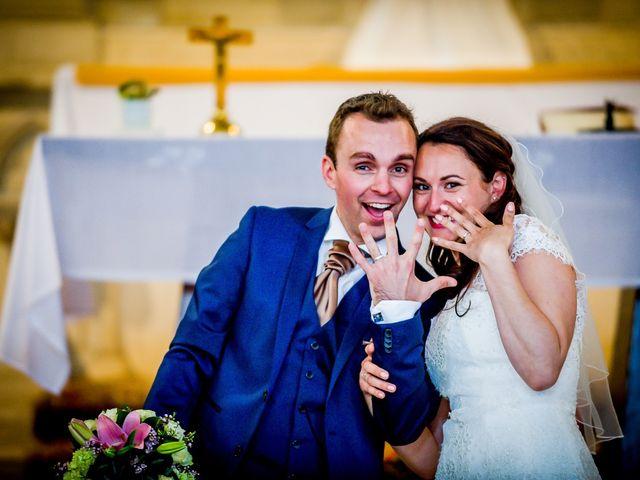 Le mariage de Francois et Victoria à Céaux-en-Couhé, Vienne 26