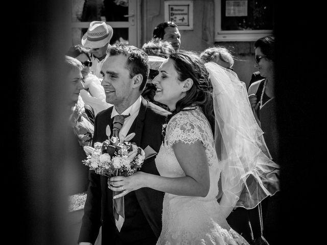 Le mariage de Victoria et Francois