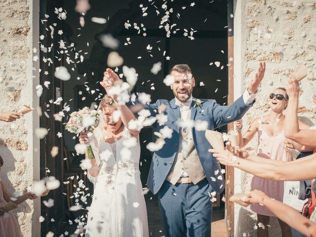 Le mariage de Cédric et Andréa à Les Clayes-sous-Bois, Yvelines 1