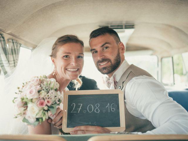Le mariage de Cédric et Andréa à Les Clayes-sous-Bois, Yvelines 47