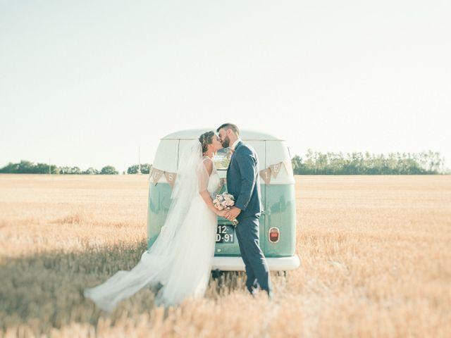 Le mariage de Cédric et Andréa à Les Clayes-sous-Bois, Yvelines 50