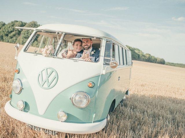 Le mariage de Cédric et Andréa à Les Clayes-sous-Bois, Yvelines 52
