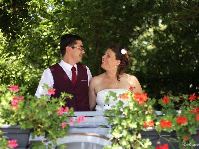 Le mariage de James et Aurélie à Seurre, Côte d'Or 4