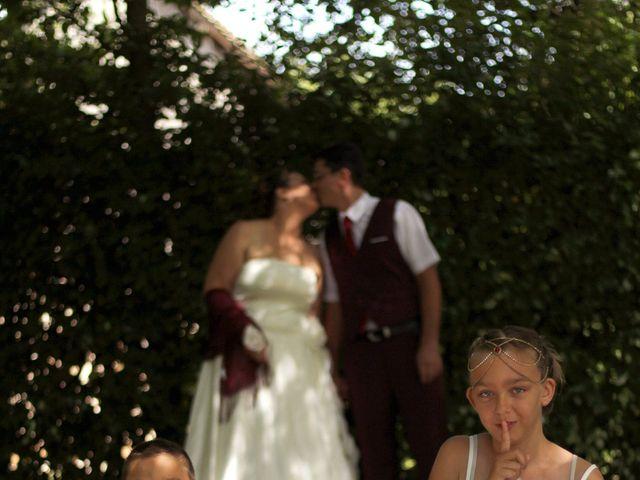 Le mariage de James et Aurélie à Seurre, Côte d'Or 5