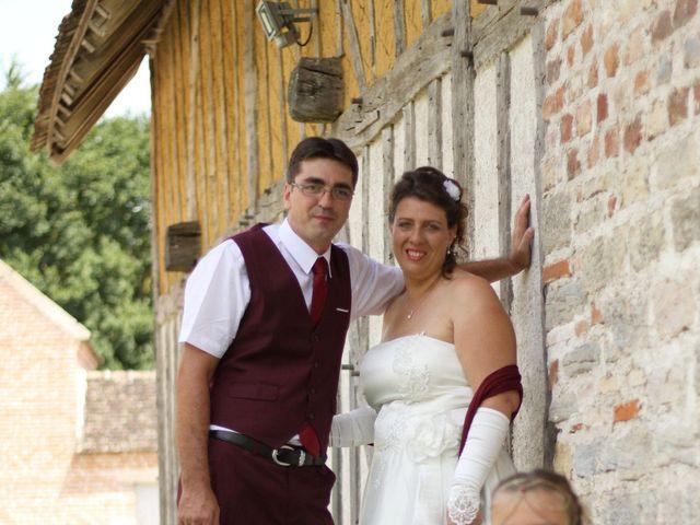 Le mariage de James et Aurélie à Seurre, Côte d'Or 7