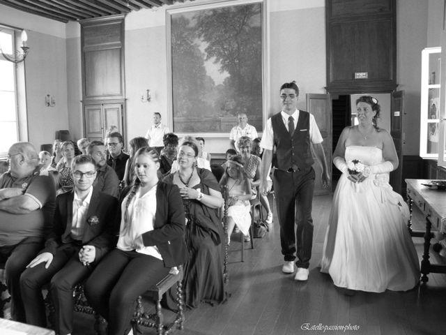 Le mariage de James et Aurélie à Seurre, Côte d'Or 14