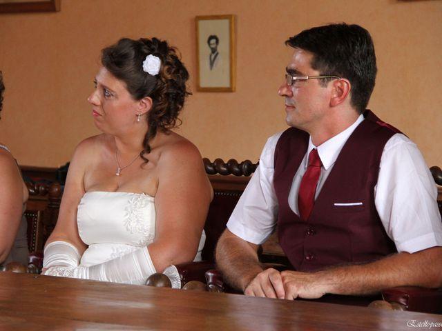 Le mariage de James et Aurélie à Seurre, Côte d'Or 16