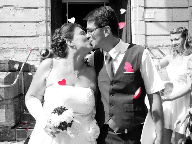 Le mariage de James et Aurélie à Seurre, Côte d'Or 19