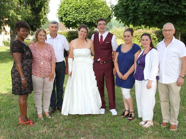 Le mariage de James et Aurélie à Seurre, Côte d'Or 24