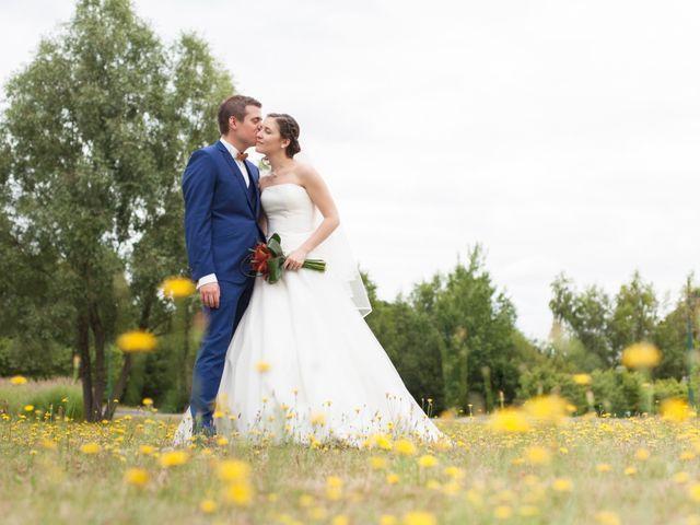 Le mariage de François et Céline à La Chapelle-sur-Erdre, Loire Atlantique 9
