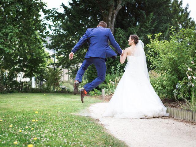 Le mariage de François et Céline à La Chapelle-sur-Erdre, Loire Atlantique 2