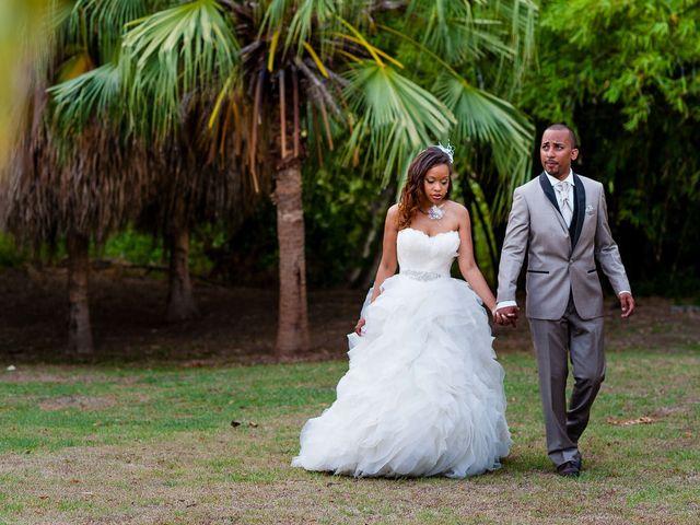 Le mariage de Anthony et Agnès à Rivière-Salée, Martinique 2